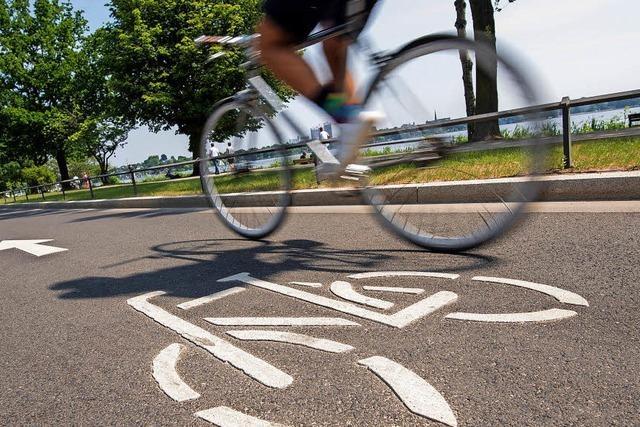 Ja zu Radweg, aber nein zu Kosten