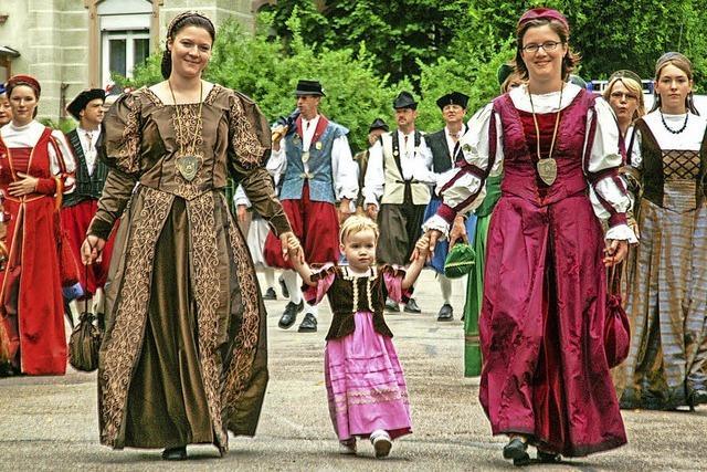Heimatfest und Kreistrachtentreffen
