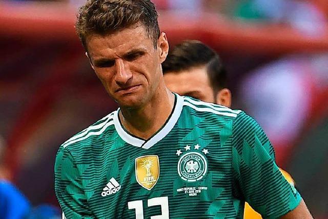 Confed-Cup-Fluch hält an: Auch Deutschland kein Weltmeister