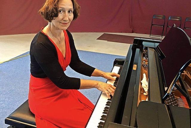 """Andrea Kauten: """"Klavierlöwin"""" beeindruckt"""