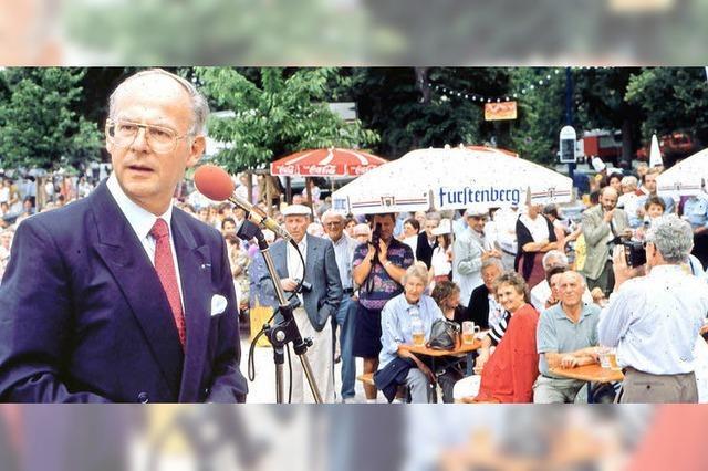 Seit 25 Jahren Große Kreisstadt