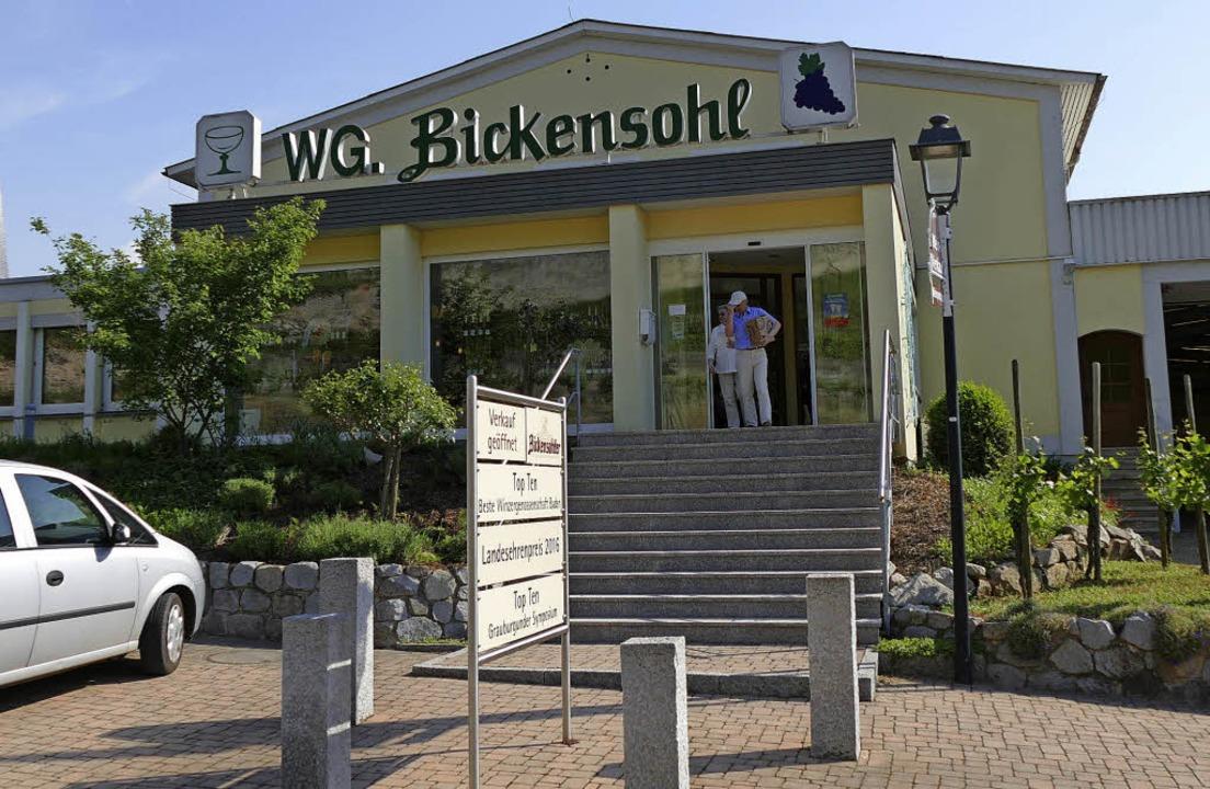Auf mehr Kunden hoffen die Genossensch...us Bickensohl durch die Veränderungen.  | Foto: Gerold Zink