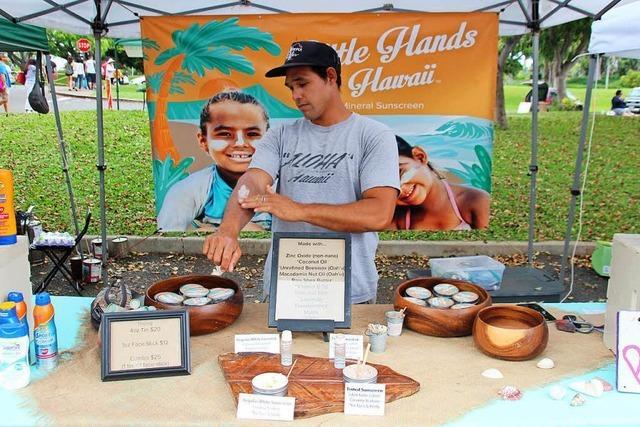 Sonnencremes können Meerestieren schaden: Hawaii verbietet Produkte