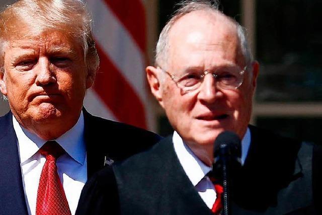 Neubesetzung des Supreme Court spielt Trump in die Karten