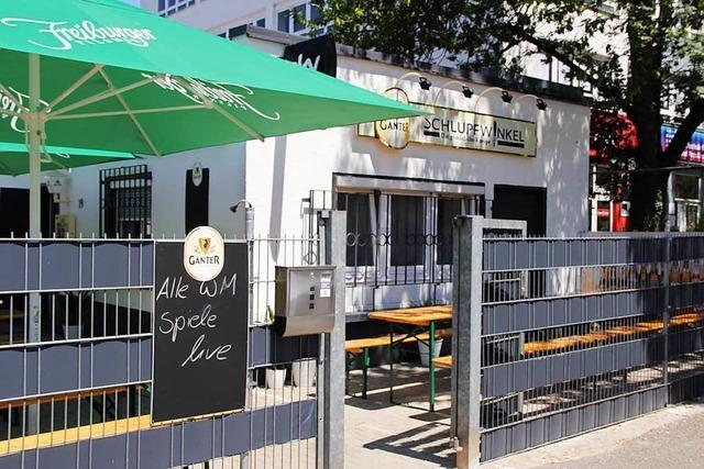 Der Schlupfwinkel in der Haslacher Straße hat wieder geöffnet