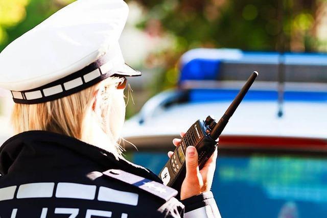 Unfallflucht auf B316 – Polizei sucht Zeugen