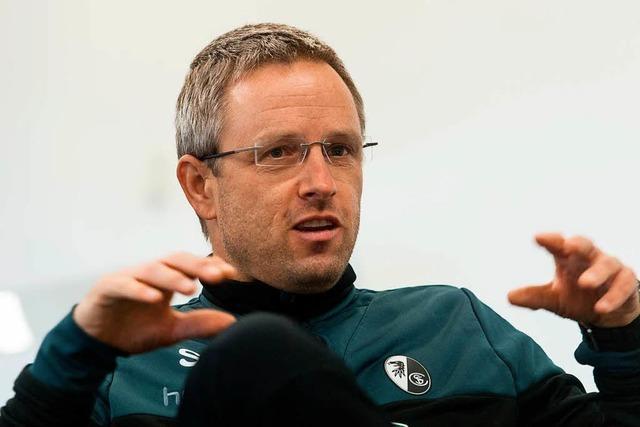 Daniel Wolf neuer Athletiktrainer, Simon Ickert verlässt den Sportclub