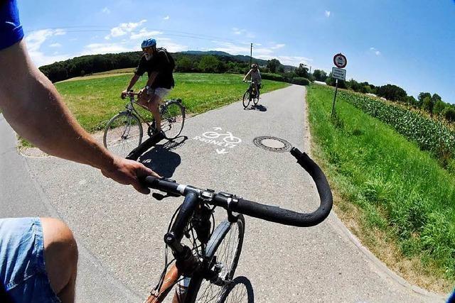 Sind Radschnellwege nötig, um mit dem Fahrrad nach Freiburg zu kommen?