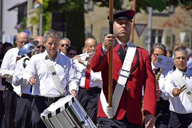 32. Aargauisches Kantonales Musikfest findet am kommenden Wochenende in Laufenburg/Schweiz seine Fortsetzung