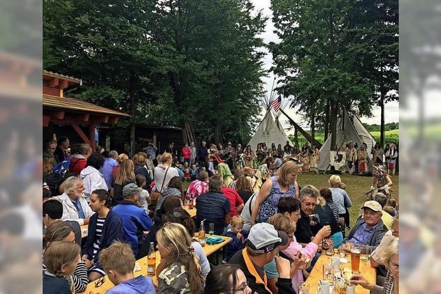 Sommerfest auf der Westernranch