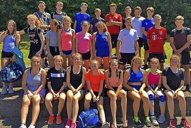 Zwei Siege für Endinger Realschule bei Kreisfinale