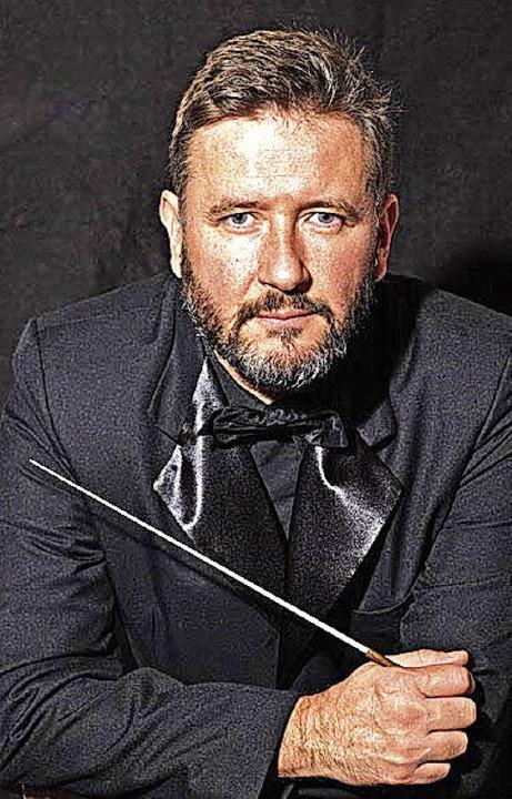 Fabio Croce wird zum 1. Januar 2019 neuer Dirigent der Stadtmusik Endingen.   | Foto: Privat