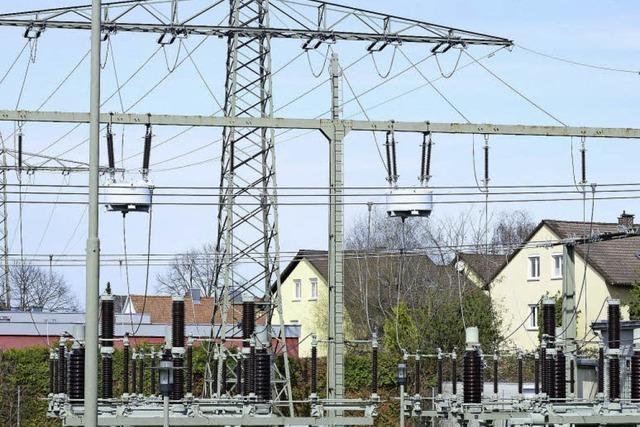 Strom, Wohnen, neues Zentrum