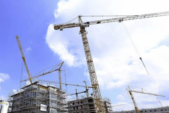 Der Wohnungsbau stagniert