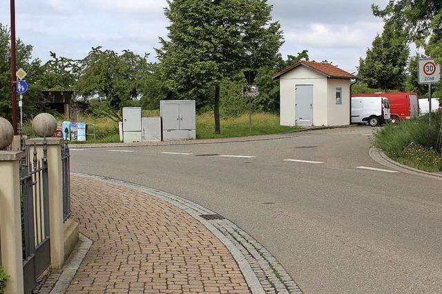 Straßen in gutem Zustand