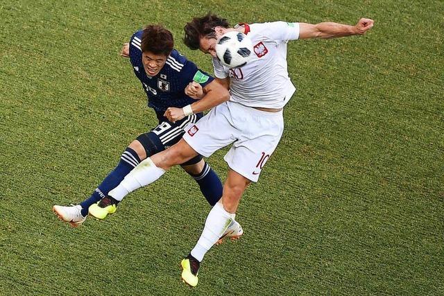 Japan verzockt sich fast: Im Achtelfinale nur dank Fair-Play-Wertung