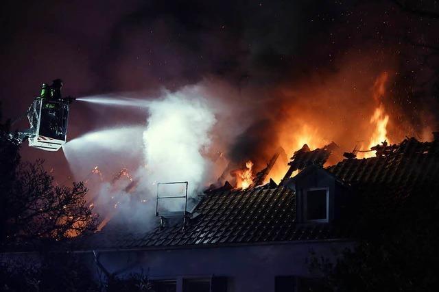 Verursacher des tödlichen Feuers in Offenburger Obdachlosenheim zu ein Jahr Haft verurteilt