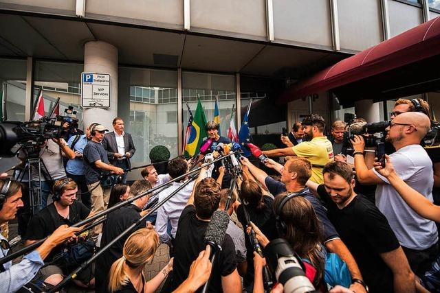 Nach dem WM-Debakel ist Jogi Löw in Erklärungsnot