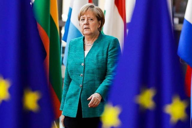 Blockadedrohung Italiens erschwert Migrationsdebatte beim EU-Gipfel