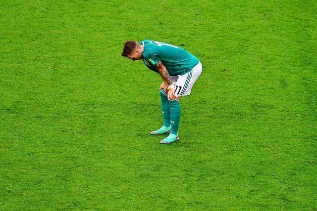 Deutschland und die WM: Das ausgelaugte Land