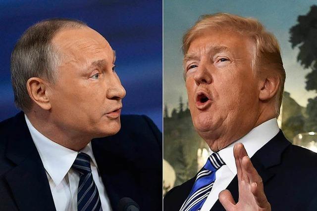 Putin wird Trump umgarnen – und eventuell einwickeln