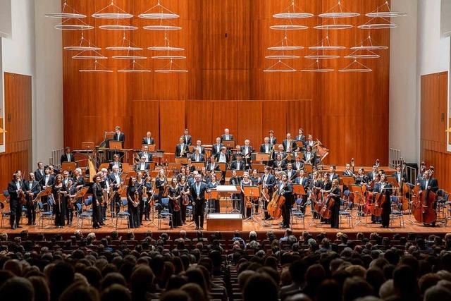 BZ-Card verlost 8 x 2 Tickets für 8. Sinfoniekonzert des Philharmonischen Orchesters Freiburg