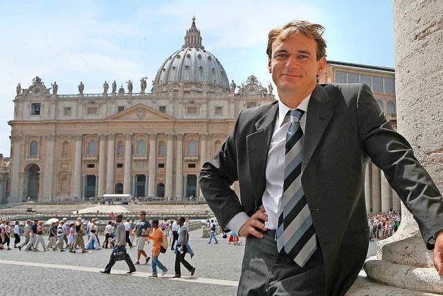 Erkunden Sie den Vatikan mit dem bekannten Journalisten Andreas Englisch und erleben Sie die Sixtinische Kapelle ohne andere Besucher