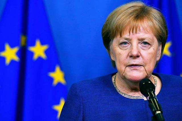 EU verschärft Asylpolitik - Merkel begrüßt Einigung