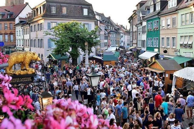 Trotz Iron-Maiden-Konzert, Stattfest und Oberlindenhock soll am Wochenende kein Chaos entstehen