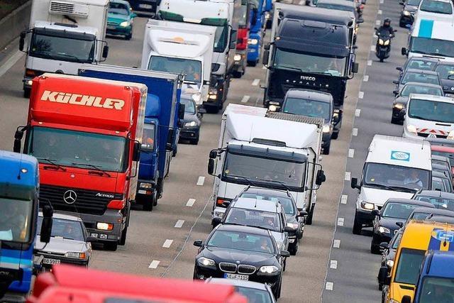 Autofahrer rund um Rheinfelden müssen sich auf Staus einstellen