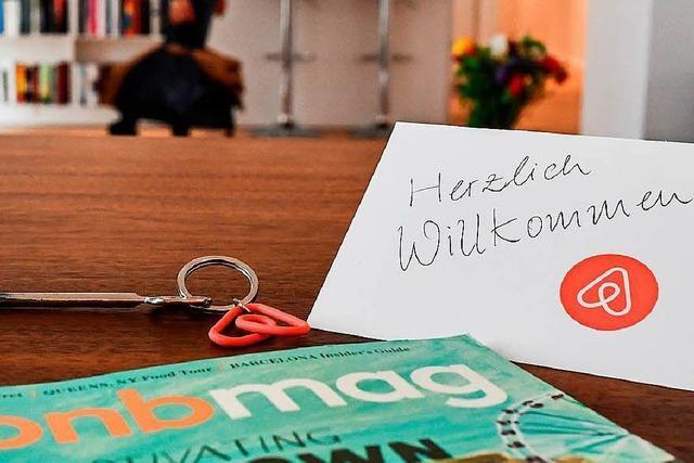 Nicht mal die Stadt weiß, wie viele Airbnb-Wohnungen es in Freiburg gibt