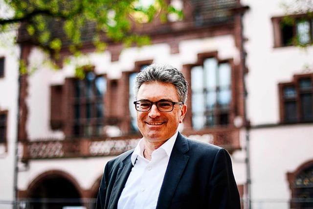 Video: Was bleibt von Freiburgs grünem OB Dieter Salomon?