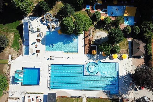 Video: Wir haben das frisch renovierte Freibad in Emmendingen getestet
