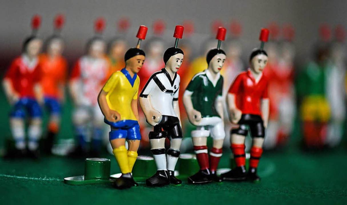 Die Fußball-Weltmeisterschaft hat dem ...k einen unverhofften Schub verschafft.  | Foto: dpa