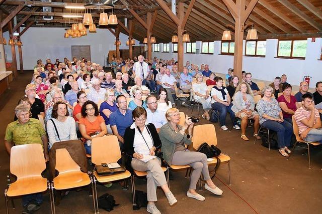 Bürger von Wasenweiler schätzen ihren Ortschaftsrat