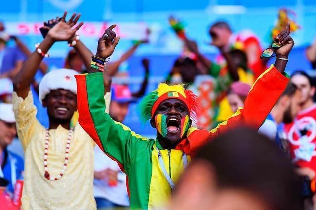Erstmals seit der WM 1982 ist kein afrikanisches Team im Achtelfinale