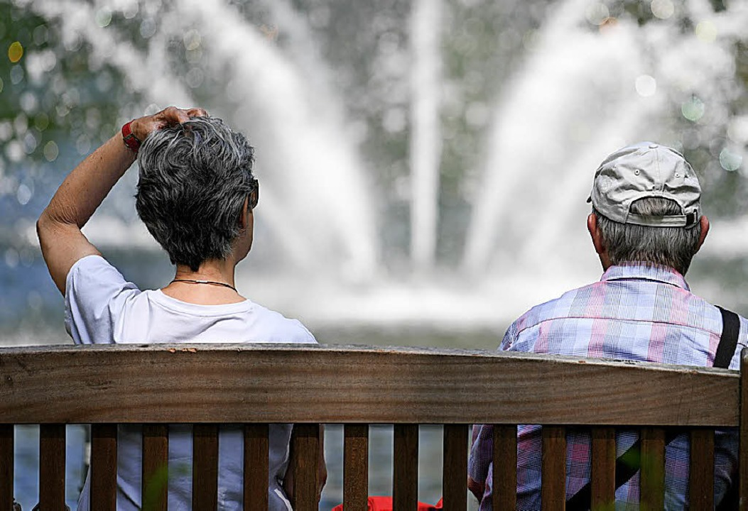 Viele Rentner zahlen keine Steuern.    Foto: DPA