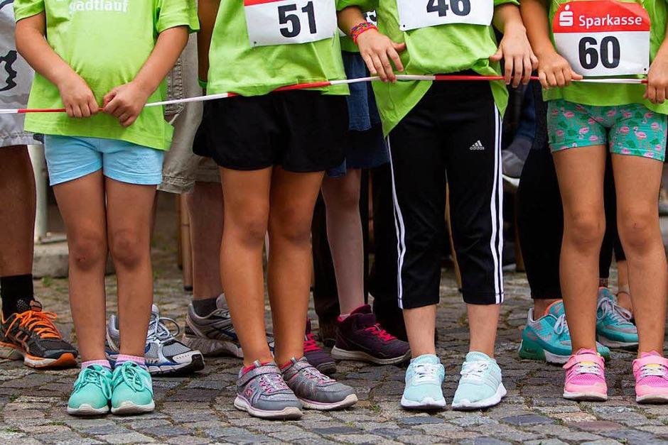 2500 Sportler waren bei der zehnten Auflage des Emmendinger Stadtlaufs dabei. (Foto: Patrik Müller)
