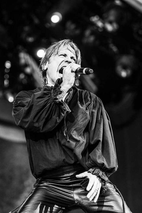 Iron Maiden in Freiburg  | Foto: Carlotta Huber