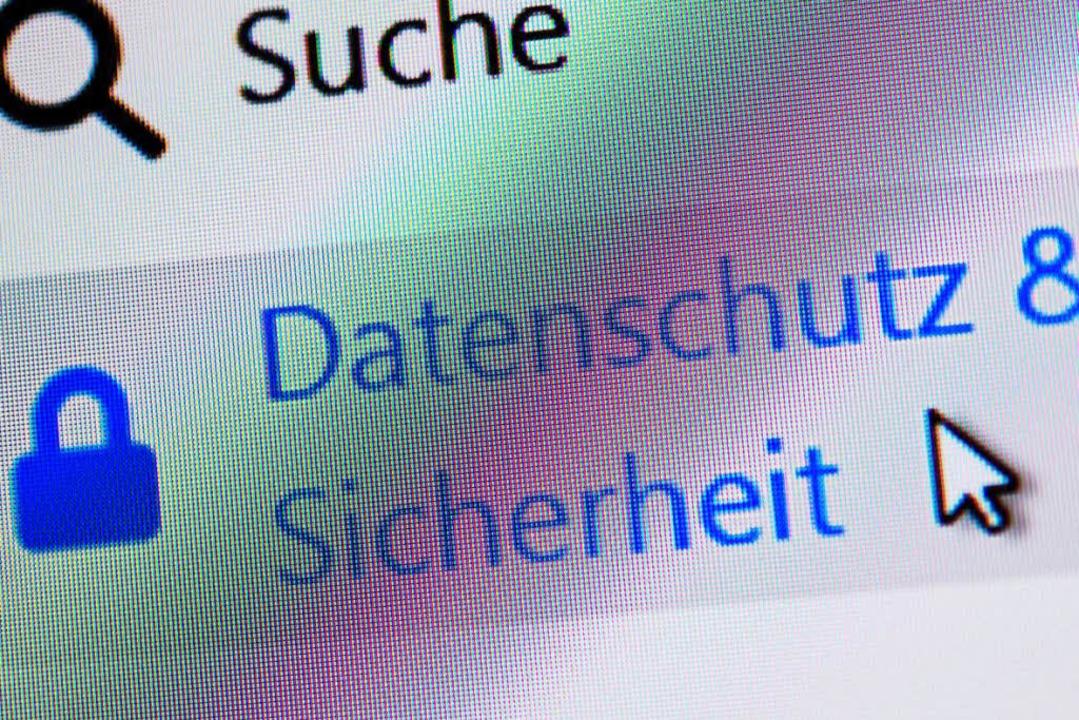 Die neue Datenschutzgrundverordnung macht den Vereinen viel Arbeit.  | Foto: Patrick Pleul