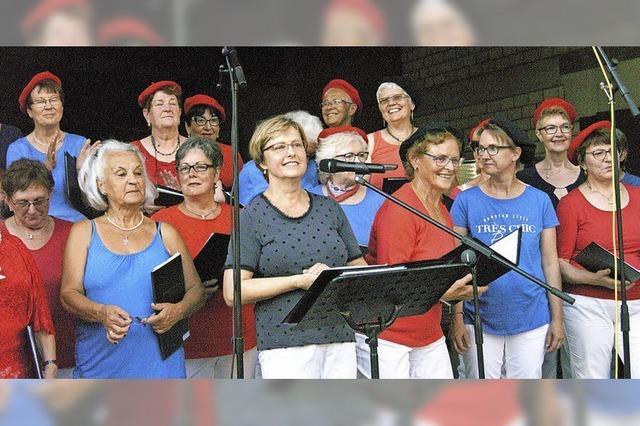 25 plus eins – der Chor Cantabella feiert ein etwas anderes Jubiläum