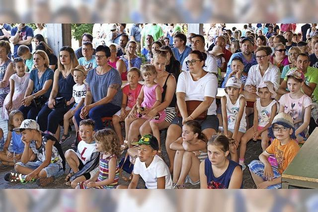 Die Hellbergschule feiert