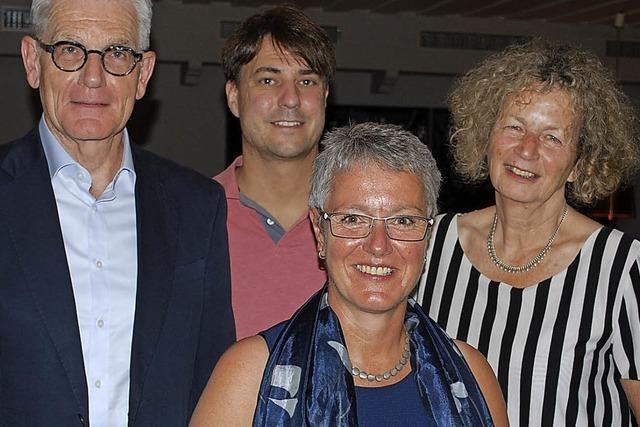 Ulrike Krämer geht auf die Jugend zu
