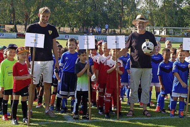 Gerhard-Bucher-Cup lockt 40 Mannschaften an