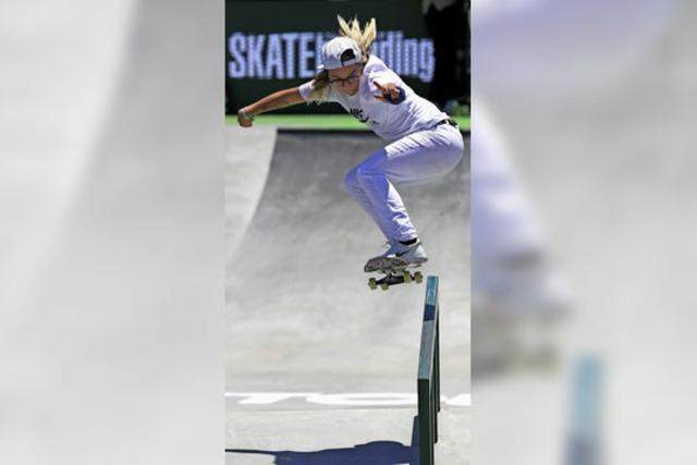 Skaten in Kalifornien