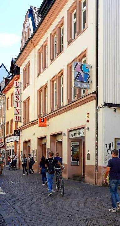Löwenstraße Freiburg