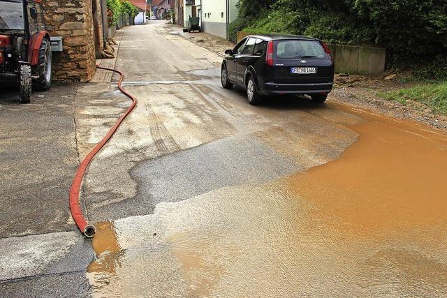 Abwassergebühren werden neu kalkuliert