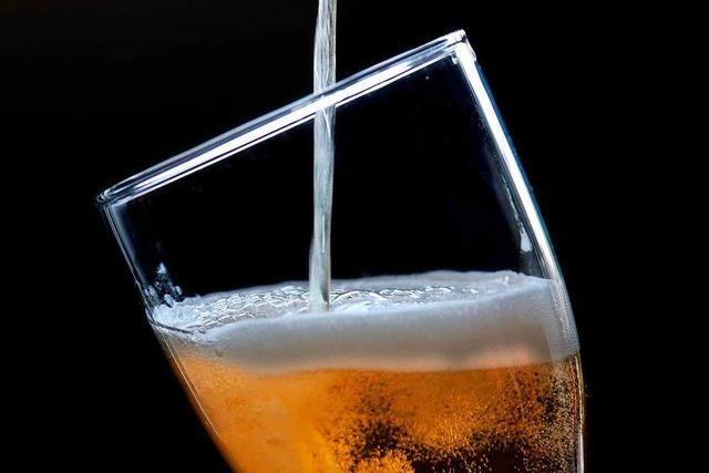 Geht den Briten bald das Bier aus?