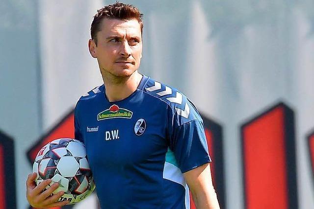 Daniel Wolf ersetzt Athletiktrainer und