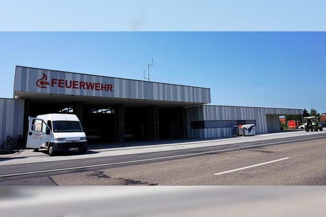 Neues Rimsinger Feuerwehrgerätehaus feierlich eingeweiht